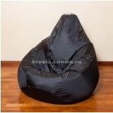 Кресло мешок Классик Черный