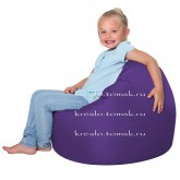 Кресло мешок Kids Сирень
