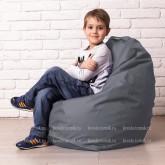 Кресло мешок Kids Gray