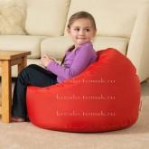 Кресло мешок Kids Red
