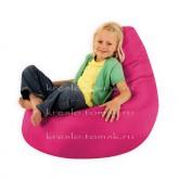 Кресло мешок Kids Малина