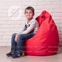 Кресло мешок Kids Красный