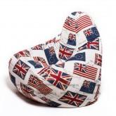 Кресло мешок Принт Флаг