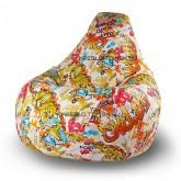 Кресло мешок Принт Артвел