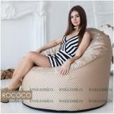 Кресло Мешок Пуф Rococo